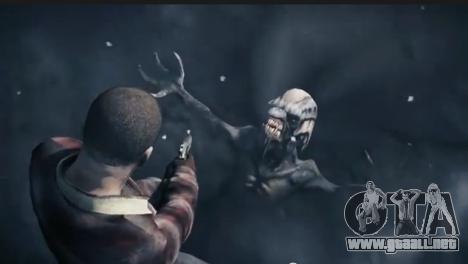 GTA 5 alienígena congelado