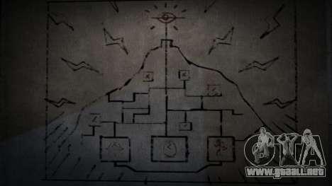 imagen de GTA 5 en el monte Chiliad