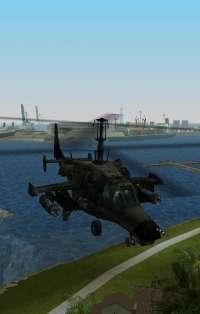 GTA Vice City: la moda de los helicópteros con instalación automática descargar gratis