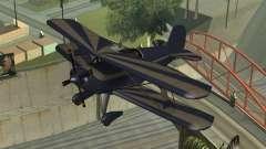 el Código de avión, un Stunt Plane de GTA San Andreas
