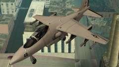 el Código de avión Hydra de GTA San Andreas