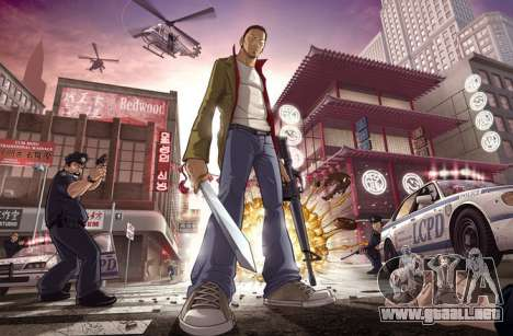 5 años de la fecha de lanzamiento de GTA CW PSP en Australia