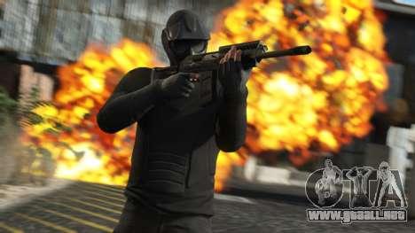 la Actualización de GTA Online 1.17