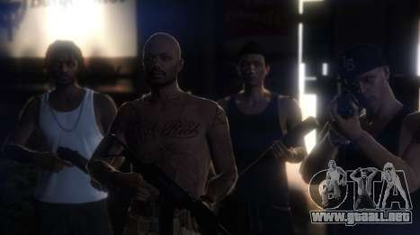 el Comando de GTA Online: PS4, Xbox One