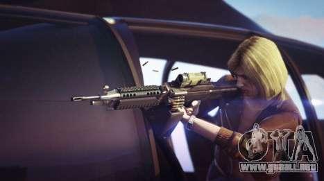GTA 5 PS4, Xbox One: actualización en Snapmatic