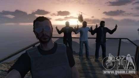 el Conjunto de jugadores en PC el comando GTA