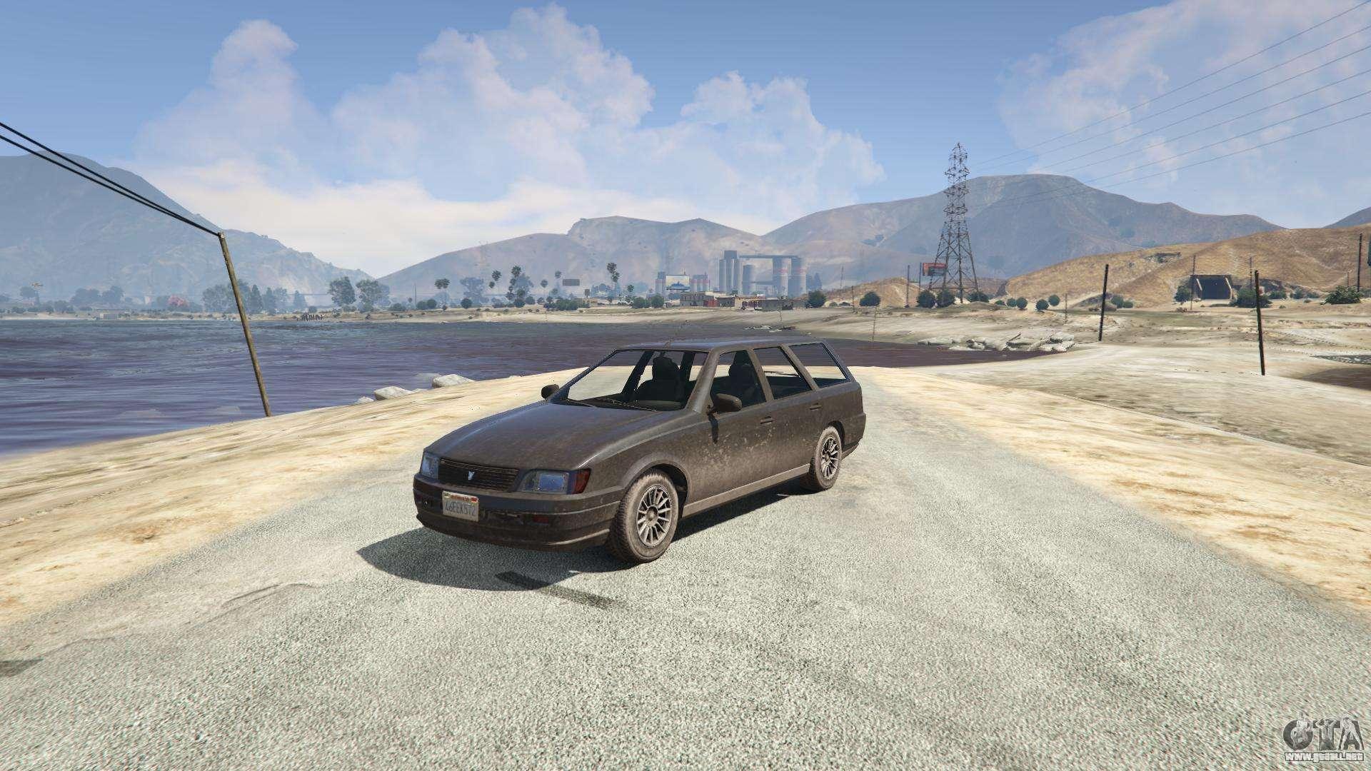 Occidental Cargobob de GTA 5