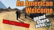 GTA 5 Walkthrough - Un Americna Bienvenida