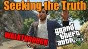 GTA 5 Solo Jugador Tutorial de Búsqueda de la Verdad