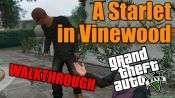 GTA 5 Walkthrough - Una Estrella en Vinewood