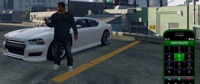 Cómo entrar en los códigos de GTA 5 en PS4