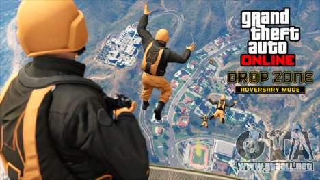 GTA Online Consejos Útiles: la Zona de Caída
