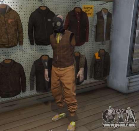 el Único traje en GTA Online