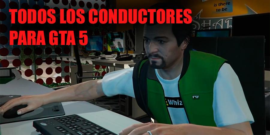 Controladores para GTA 5