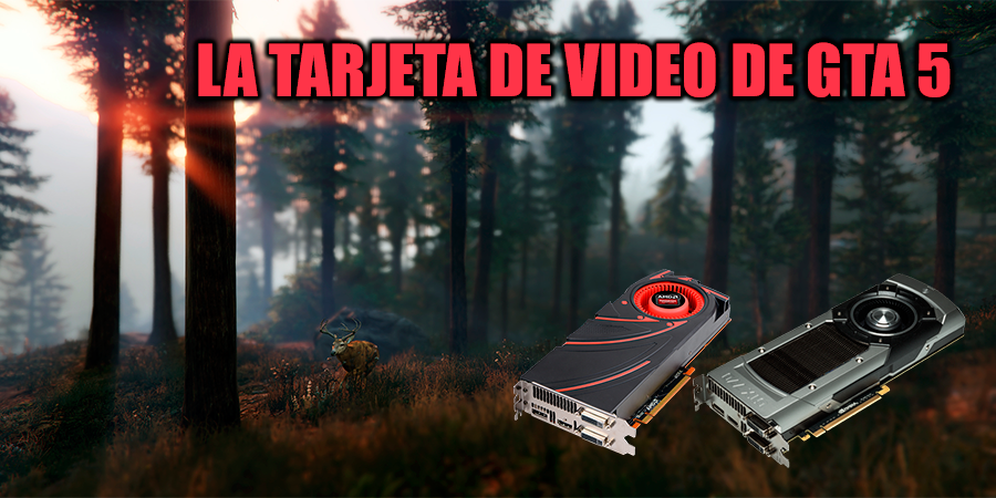 ¿Qué tarjeta de vídeo será mejor para GTA 5?