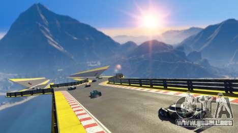 el Camino hacia abajo en el GTA Online