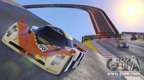 Autopista hacia el Cielo en GTA Online
