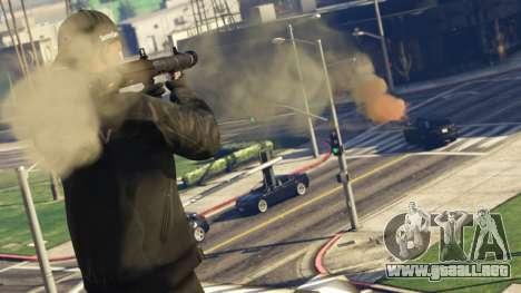 Headhunter en GTA Online
