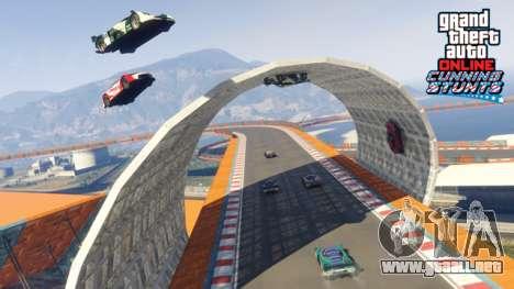 Doble bucle en GTA Online