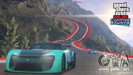 las Nuevas carreras y vehículos en GTA Online