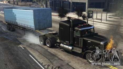 el Transporte de mercancías GTA Online