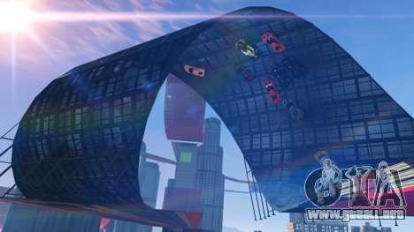 Celestial girar en GTA Online