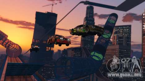Stunt race GTA Online