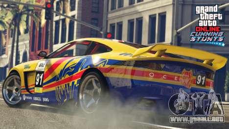 Ocelote Lince de GTA Online