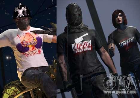 nueva Camisetas de Helloween