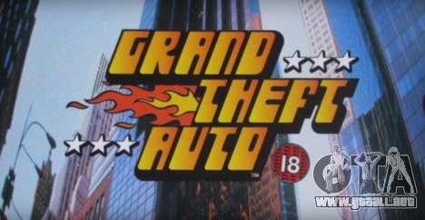 La historia de GTA