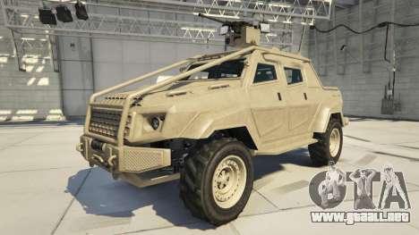 HVY Insurgent Pick-Up Custom