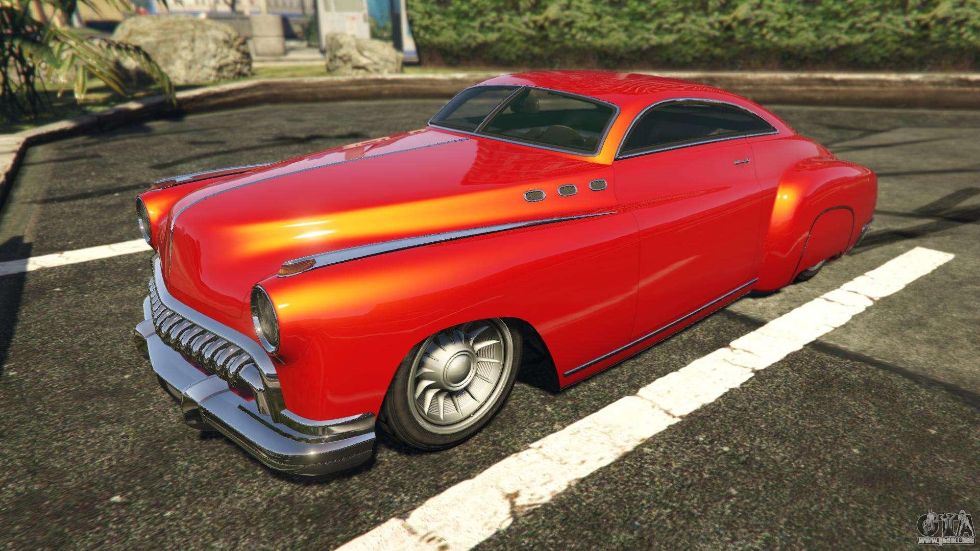 Albany Hermes GTA 5