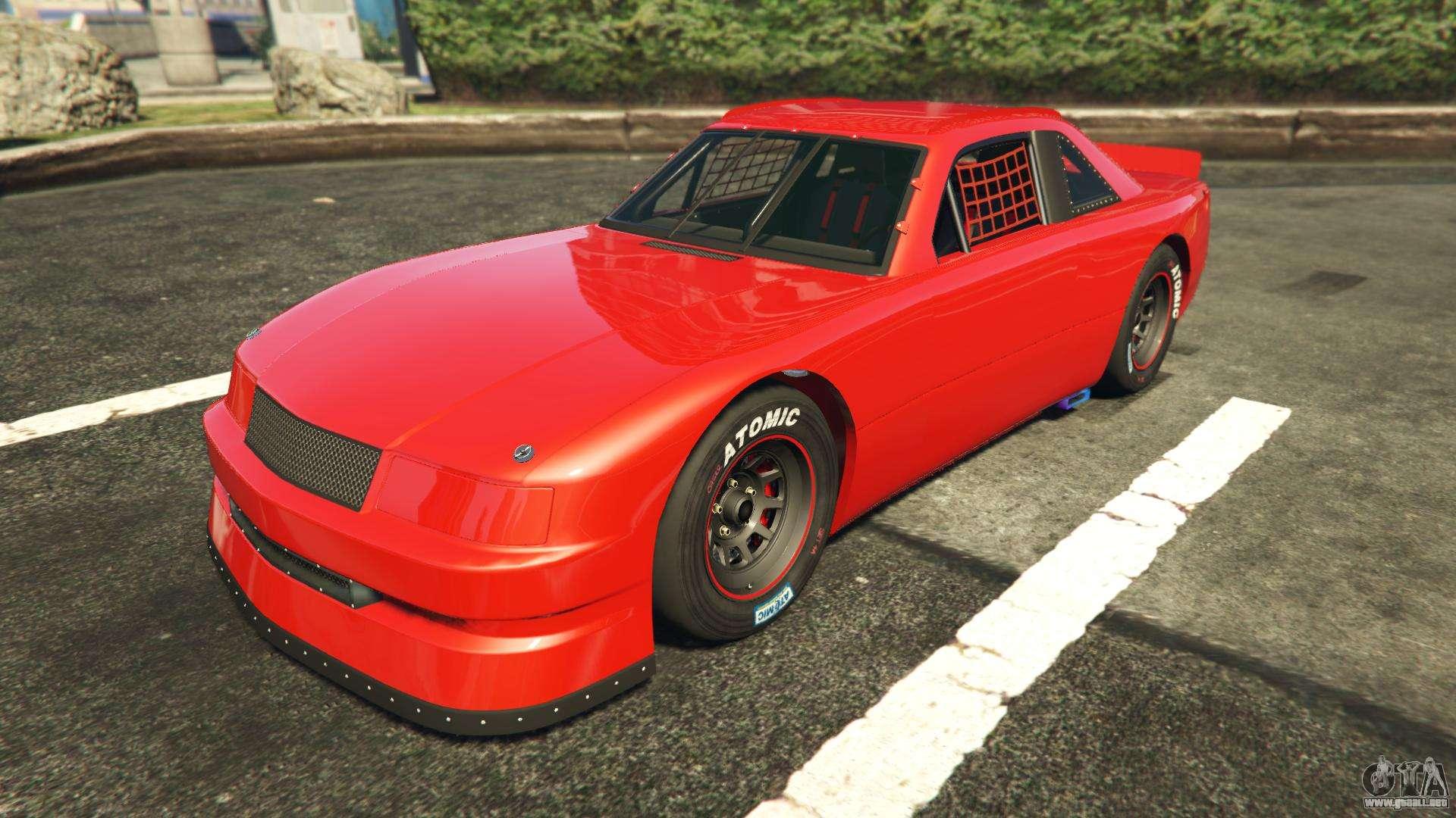 Declasse Hotring Sabre GTA V