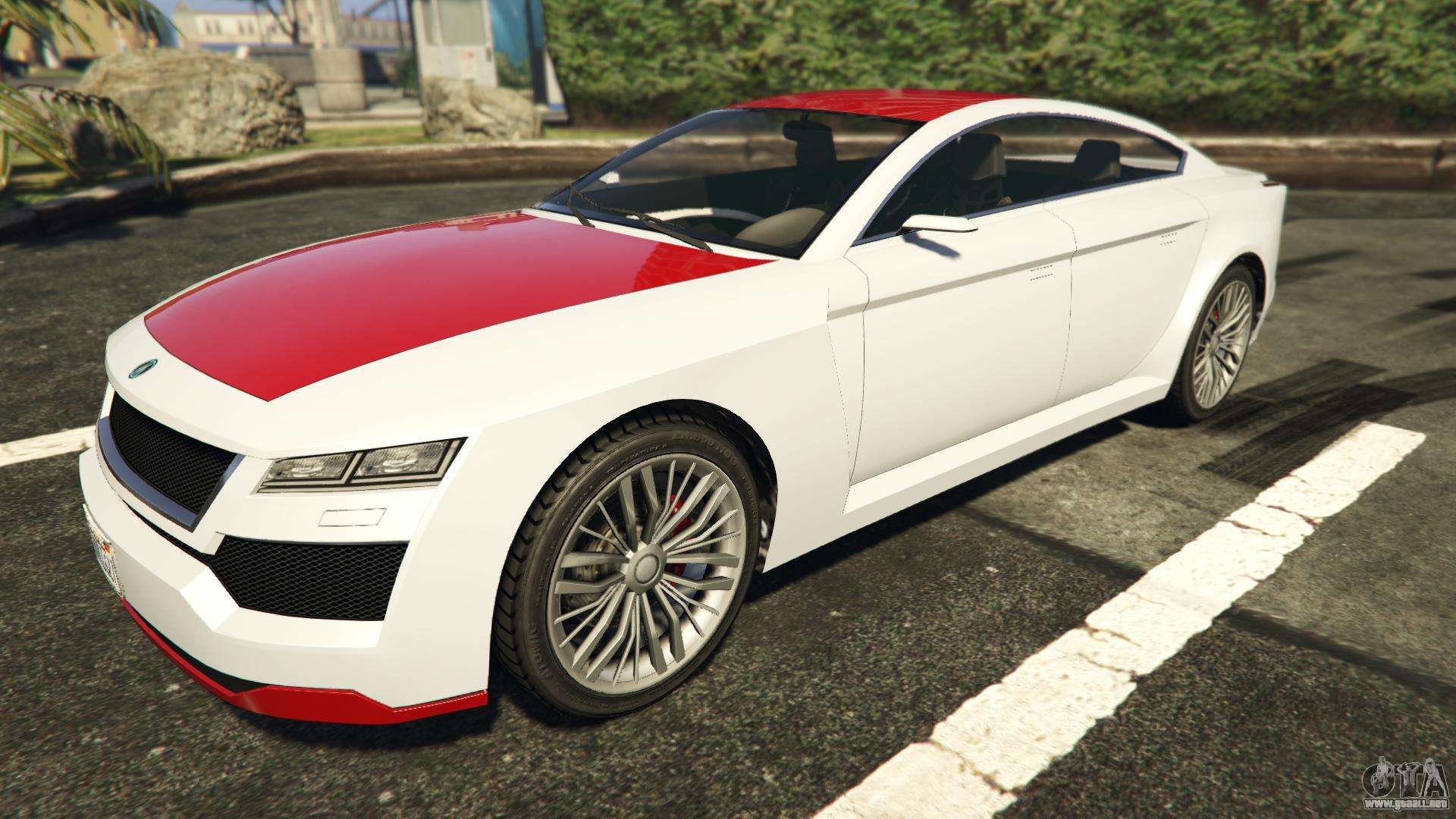 Ubermacht Revolter GTA 5 Online