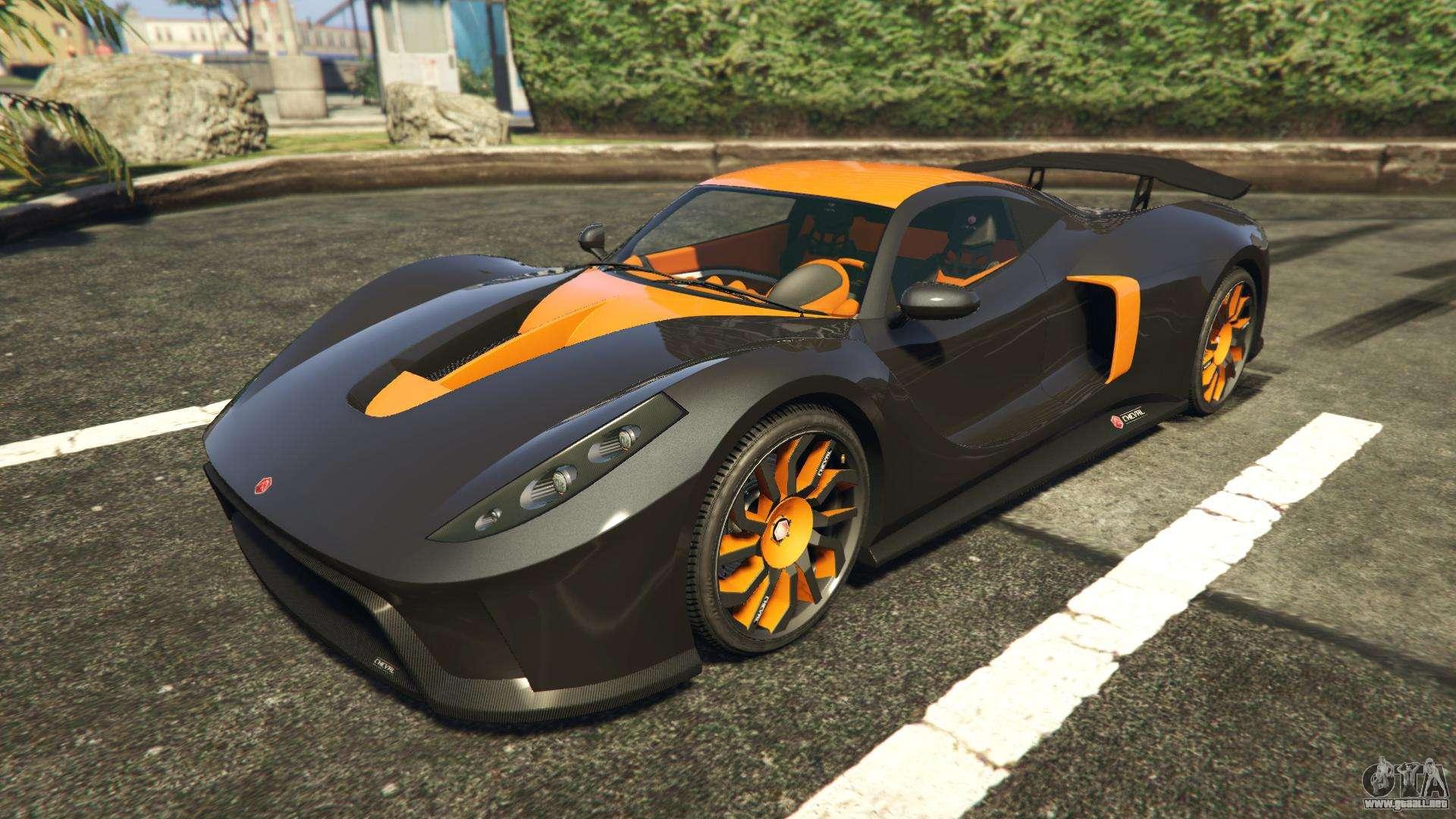 Cheval Taipan GTA 5