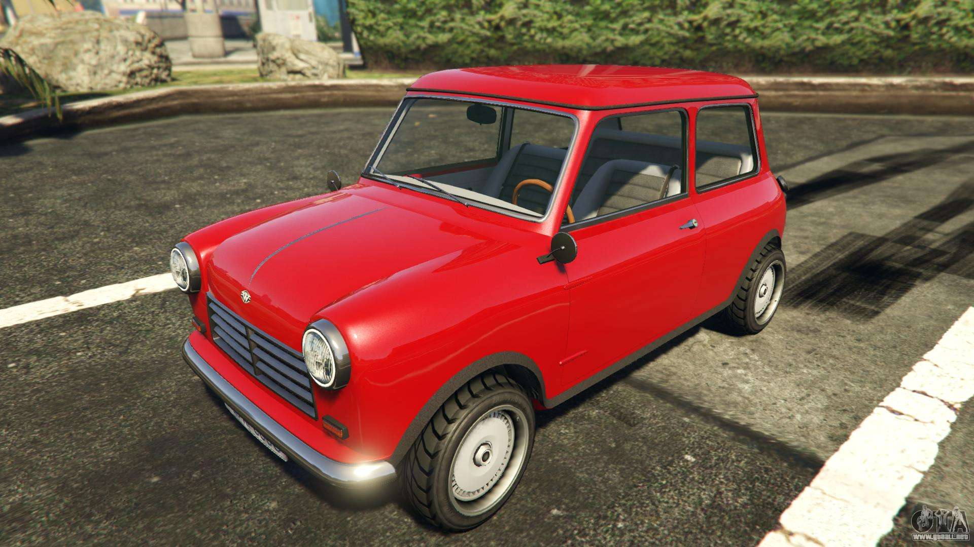 Weeny Issi Classic GTA 5 Online