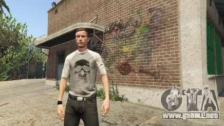 Para eliminar la prohibición de Fumar en GTA 5 online,
