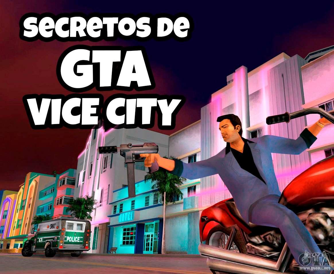 Secretos Consejos Y Trucos Para El Juego Gta Vice City