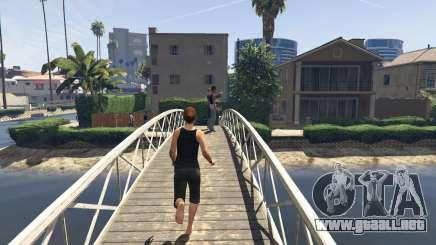 La bomba de la resistencia en GTA 5 online