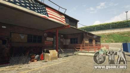 Ein Motorrad club en GTA 5