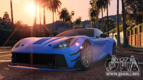Itali GTO a GTA Online