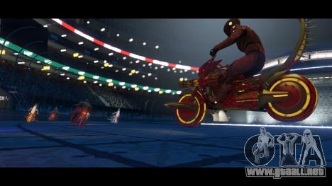 Carreras locas en GTA Online