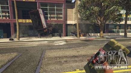 Cómo hacer estallar una mina en GTA 5