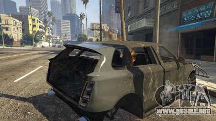 Der resto de los Coches en GTA 5
