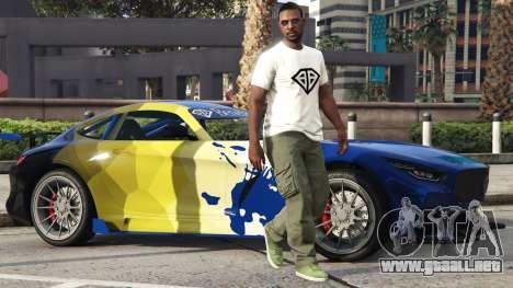 Camiseta de regalo en GTA Online
