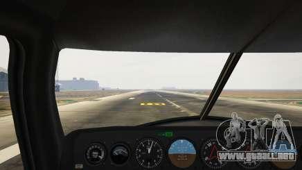 La cabina está en el GTA 5
