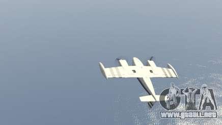 El vuelo de prueba en el GTA 5