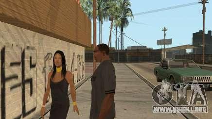 Cómo aumentar la sexualidad en el GTA San Andreas
