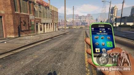 La Aplicación iFruit de GTA 5