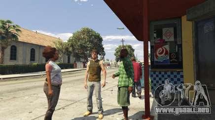 La comunicación en GTA 5 Online